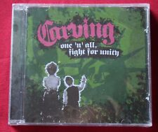 Carving / Skip the use, one 'n' all fight for unity, CD Punk - neuf