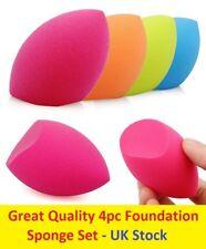 4x Makeup Foundation Sponge Blender Blending Puff Flawless Powder Smooth Beauty
