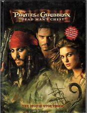 Pirates of Caribbean  Dead Man's Chest  Movie Storybook - NEW - Photo-Packed  HC
