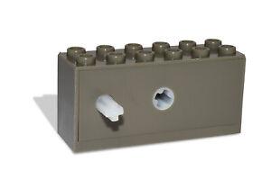 LEGO Clockwork Wind-Up Motor 2 x 6 x 2 1/3 Technic Axle Support 27-10