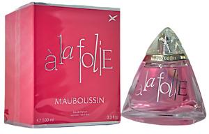 Mauboussin - A la Folie - Eau de Parfum pour Femme 100ml