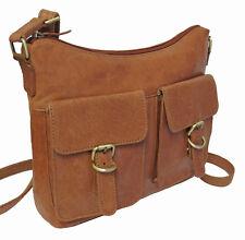 Over 65% Off Tan Leather Shoulder Bag