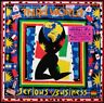 THIRD WORLD 'Serious Business' Never played NM 1989 1st pressing Reggae Promo LP