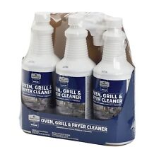 Member's Mark Commercial Oven, Grill and Fryer Cleaner by Ecolab (32 oz, 3 pk.)