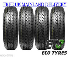 4X Tyres 165 R13C 94/92N 8PR House Brand VAN F C 70dB (Deal Of 4 Tyres)