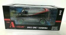 Greenlight The A-Team 1983 Gmc Vandura Van Diecast Car 1:24 Chase! Vhtf