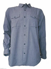 Debenhams Cotton Long Sleeve Casual Shirts & Tops for Men