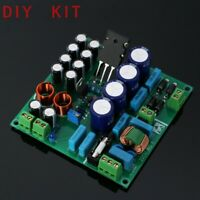 1-10A linear large low noise high stability current regulated power board Diy ki