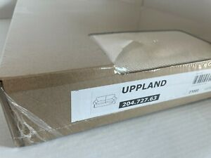 Ikea UPPLAND Cover for loveseat 2 seat COVER ONLY, hallarp beige - NEW