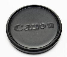 Genuine Canon 60mm Pressure Fit Lens Cap for 58mm Thread Vintage Slip-On 14