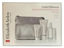 Elizabeth Arden Visible Difference Starter Set 4 Piece + Pouch