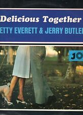 BETTY EVERETT & JERRY BUTLER delicious together UK 1968 NEAR MINT