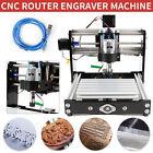 DIY 1018 Desktop Mini Engraving Machine Milling Engraver CNC Router for Wood PCB