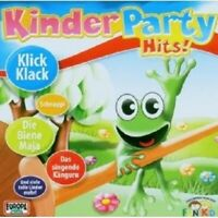 FUN-KIDS - KINDER PARTY HITS  CD NEU