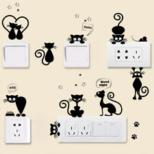 Shapes Kids Room Ornament  Switch Stickers Wall Art Mural  Phone Decor Decals