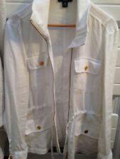 Manteaux et vestes Ralph Lauren en lin pour femme