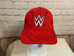 WWE Raw Adjustable Hat Cap