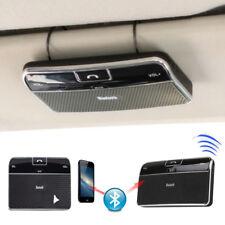 Wireless Bluetooth Silm Car Speaker Phone Handsfree MP3 Kit Sun Visor Clip Drive