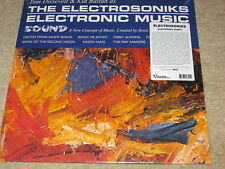 ELECTROSONIKS (TOM DISSEVELT & KID BALTAN) - ELECTRONIC MUSIC - NEW - LP RECORD