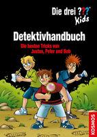 Die drei ??? Kids Detektivhandbuch (drei Fragezeichen) Ulf Blanck
