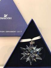 SWAROVSKI CRYSTAL ANNUAL EDITION ORNAMENT 2017 5257589.NEW IN BOX
