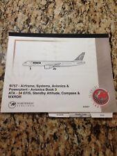 BOEING 757 AVIONICS BOOK 3 MANUAL