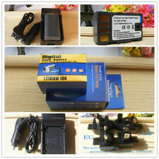 Battery+Charger JVC EVERIO S GZ MS120AEK GZ MG680BEK MS90EK GZ MS120SEK NEW