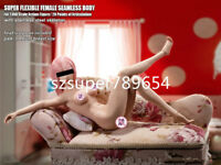 TBLeague 1/6th Asia Female Body Flexible Model Seamless Pale Figure S26A Toys