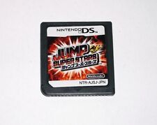 Nintendo DS Jump Super Stars NDS Lite Naruto Dragon ball One Piece Japan F/S