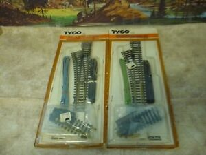 Tyco # 910 Remote Control Left Hand Switch 2 packages