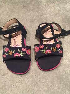George Love Your Sandals Girl size 6 2-3 years