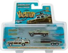 GREENLIGHT 1972 Ford F-100 National Lampoon 1979 Truckster Wagon Queen 1/64