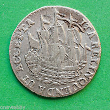 1768 Netherlands Silver 6 Stuivers SNo39577