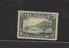 pk29811:Stamps-Canada #156 Quebec Bridge 12 cent Issue-Mint Never Hinged