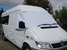 Motorhome Mercedes Sprinter Winnebago Privacy Screen / Sunshade, Windscreen