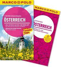 MARCO POLO Reiseführer Österreich UNGELESEN / UNBENUTZT mit Karte