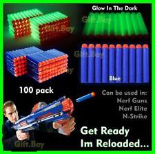 NERF Gun Darts Bullets Refill Soft Toy Elite Nerf N -Strike Round Head Blaster