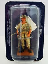 Figurine Collection Del Prado Commando Britannique en Sicile 1943 UK Figure