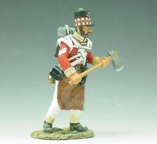 King & Country Napoleonic NA030, 71st Highlander, Light Infantry Pioneer