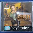 PS1 - Playstation ► Tomb Raider IV - The Last Revelation ◄ TOP | komplett!