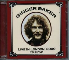 Baker, Ginger - Live in London 2009 CD/DVD NEU OVP