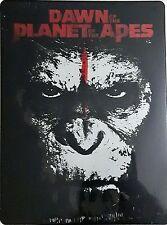 Apes Revolution Il Pianeta Delle Scimmie 3D+2D Steelbook (Edizione Limitata)