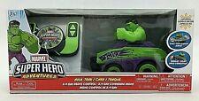 Marvel Super Hero Hulk Tank | 2.4 GHz Remote Control | Kids Toy (Toy317)