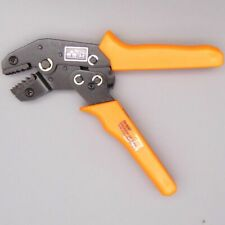 Sn-06Wf 0.25-6mm Crimping Pliers 23-10Awg Cable Clamp Locking Crimper Press Tool