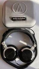 Audio-Technica Headphones Case & Koss Over Ear Headphones