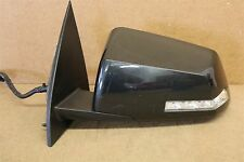 2007-2008 GMC ACADIA LEFT DOOR MIRROR