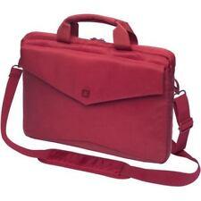 Housses et sacoches rouge DICOTA pour ordinateur portable