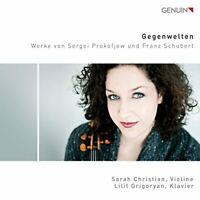 Sarah Christian - Gegenwelten [Sarah Christian; Lilit Grigoryan] [CD]