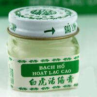 Boîte Baume du Tigre Crème Naturel Balm Massage Nuque Epaule piqures moustiques