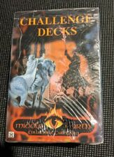 Middle-earth CCG MeCCG Sealed Challenge Deck Box | Brand New 10 Decks METW ICE